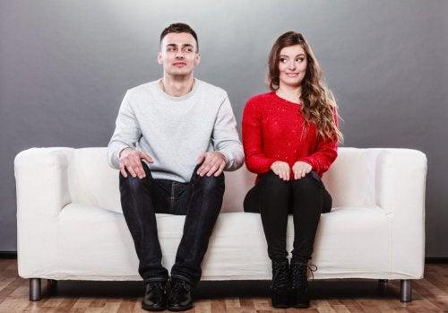 6 diferencias entre amor y costumbre