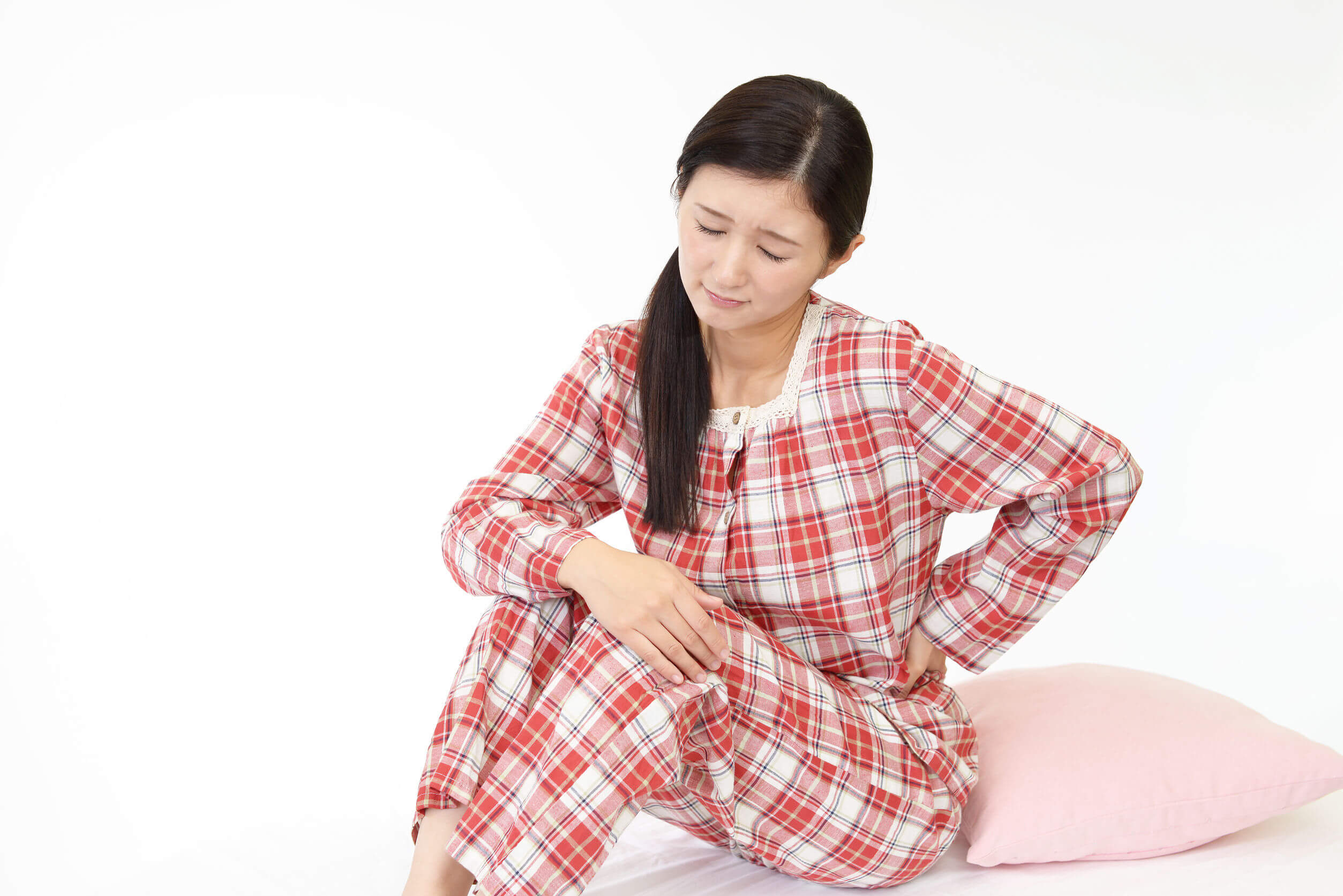 La lumbalgia y ciática se caracterizan por intenso dolor.