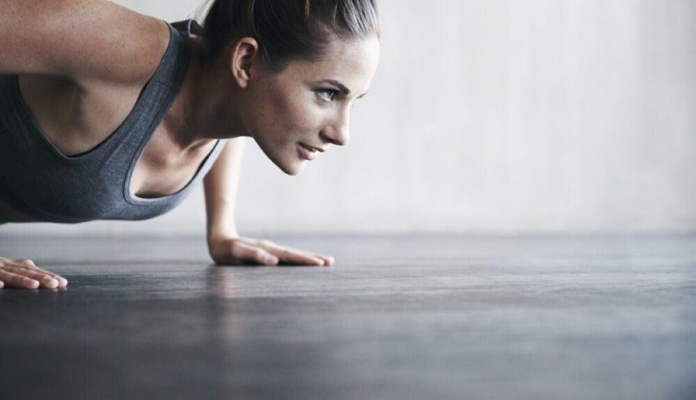 Hacer ejercicio para regular las hormonas