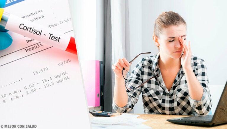 14 señales que te indican un nivel de cortisol alto