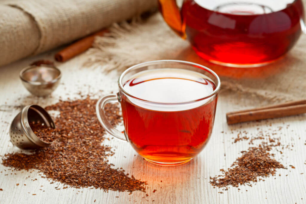 Benefits Of Drinking Red Tea