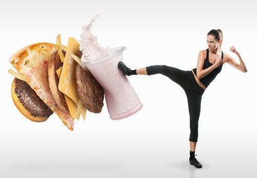 Cómo vencer los antojos alimenticios
