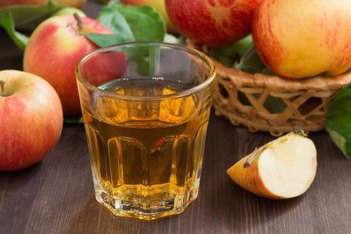 calmar las agruras con manzana