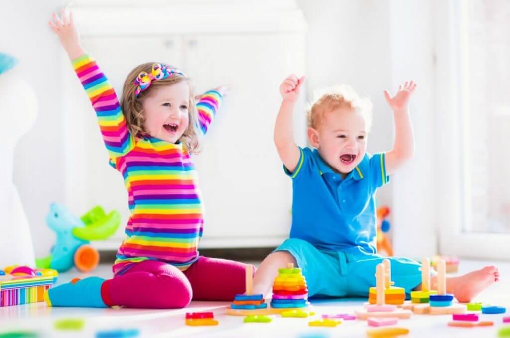 15 juguetes para estimular el aprendizaje en tus hijos