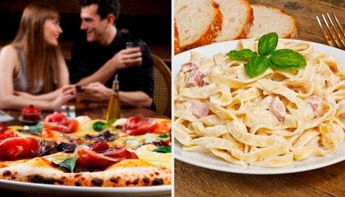3 recetas deliciosas para una cena romántica