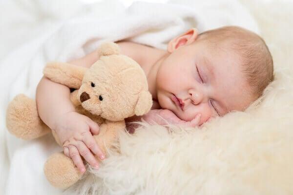4 pasos para ayudar a dormir al bebé
