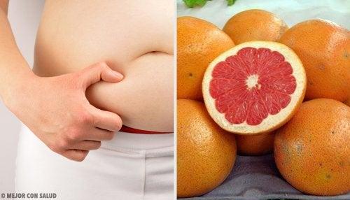 5 quemadores de grasa naturales