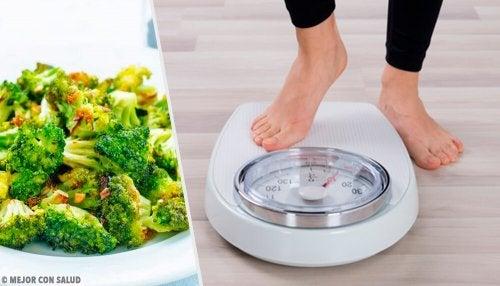 5 verduras crucíferas ideales para perder peso