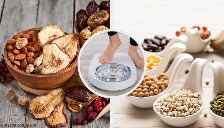 7 alimentos que te ayudarán a bajar de peso
