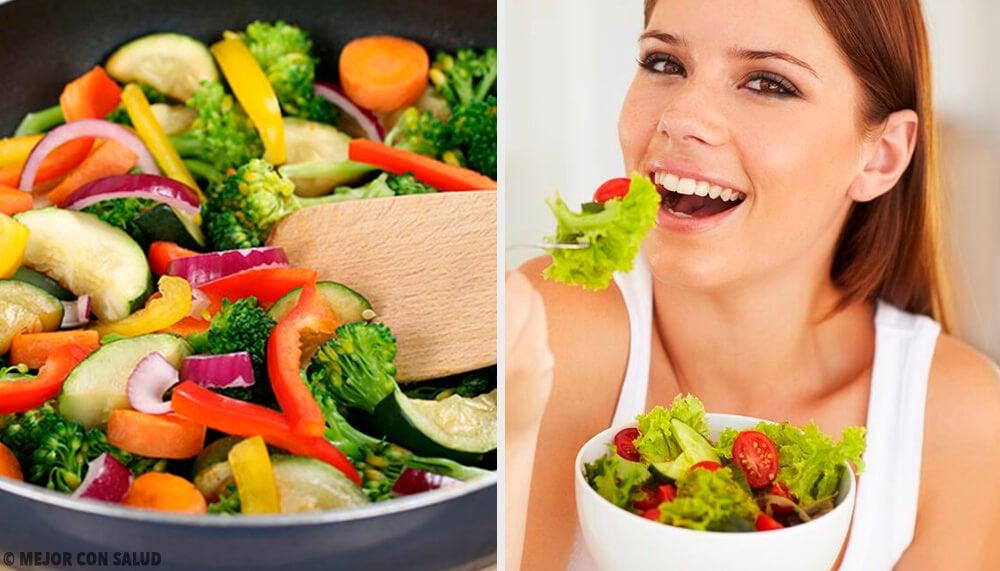 9 trucos para lograr un cambio indoloro en tus hábitos alimentarios