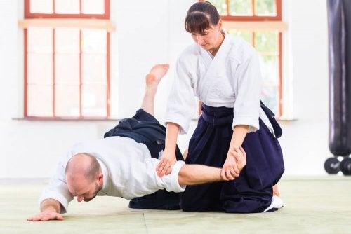 Artes marciales, aikido
