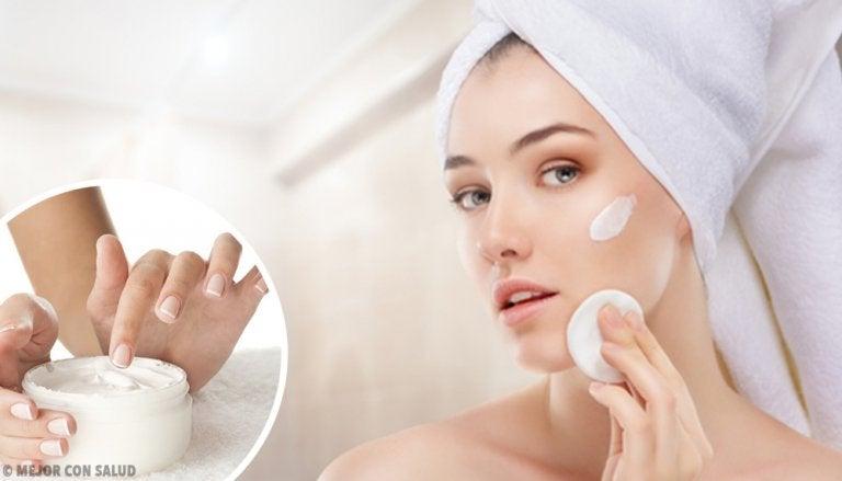 ¿Cómo funcionan las cremas hidratantes para el cuerpo?
