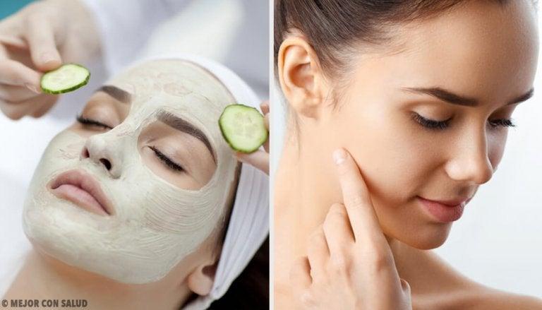 Cómo preparar una buena mascarilla casera para limpiar los poros