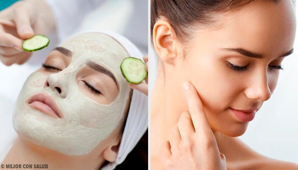 Resultado de imagen para mascarillas de gelatinas para el rostro acne