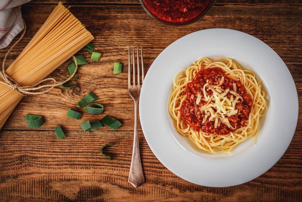Deliciosas recetas de pasta bolognesa