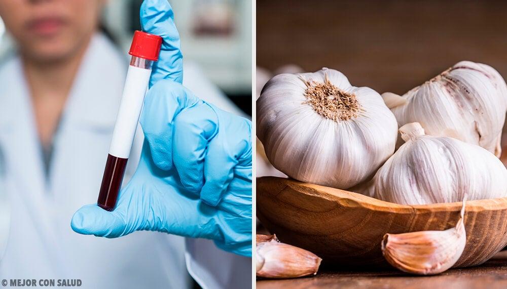 Descubre las propiedades anticoagulantes y saludables del ajo