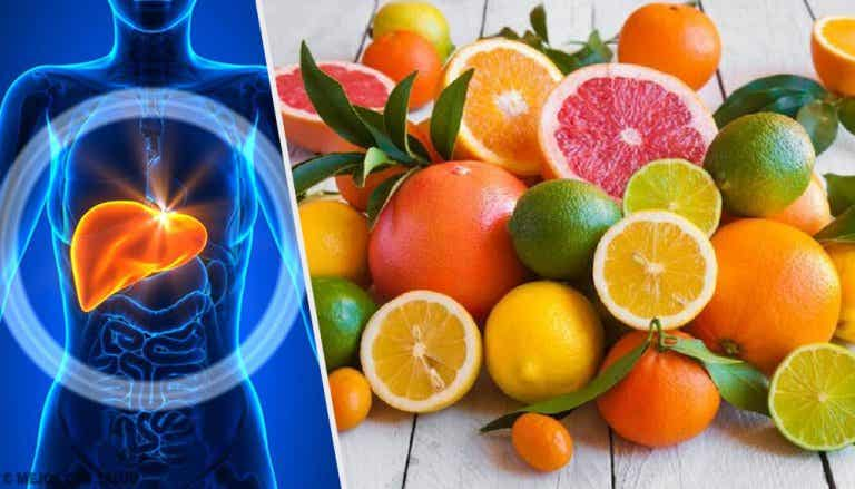 Dieta depurativa para el hígado