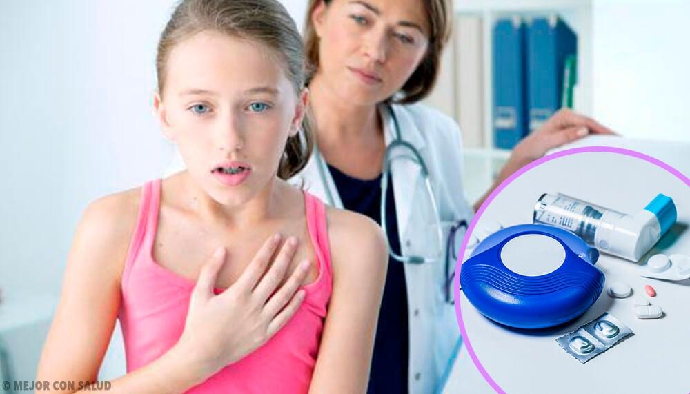 El papel del cromoglicato en los niños asmáticos