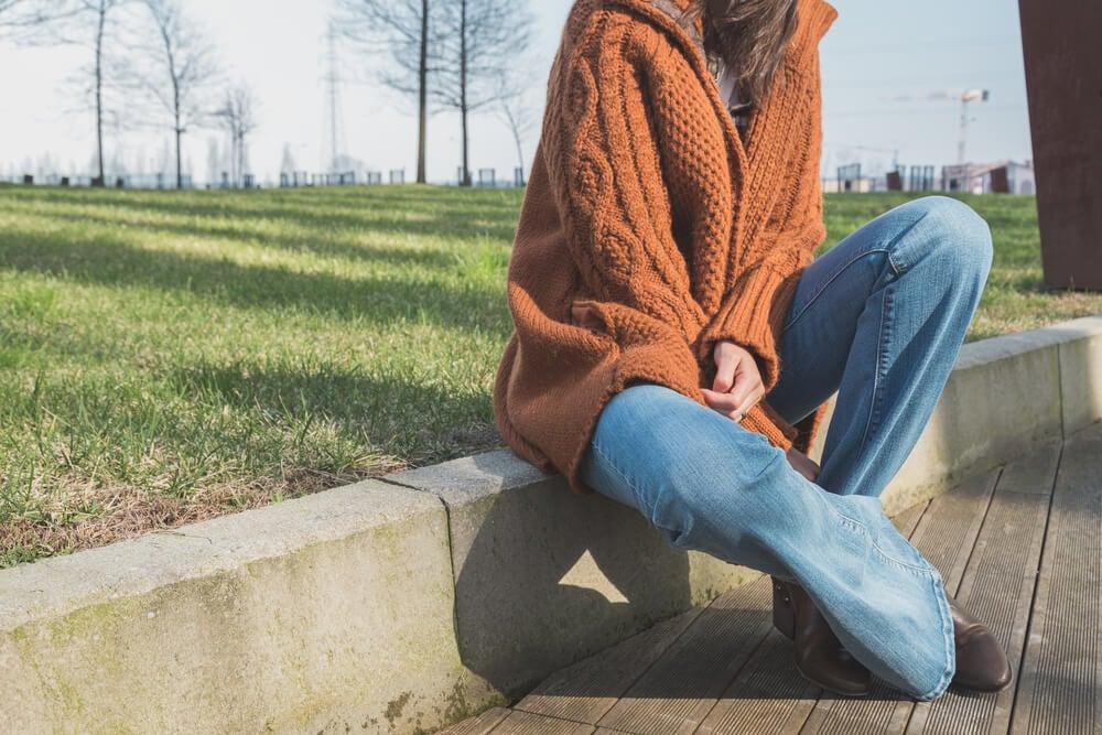 El Regreso De Los Pantalones Vaqueros Acampanados Mejor Con Salud