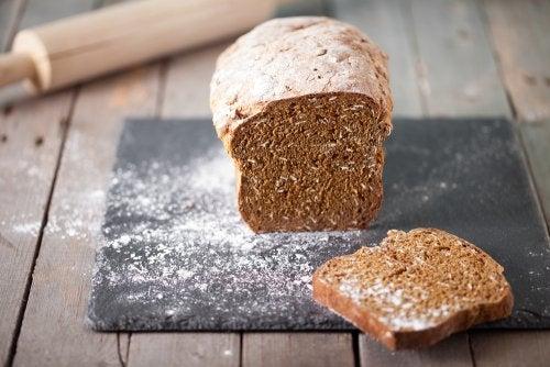 3 recetas con panes integrales