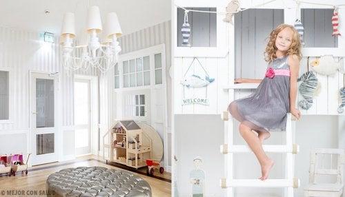 Ideas decorativas para los más pequeños de la casa