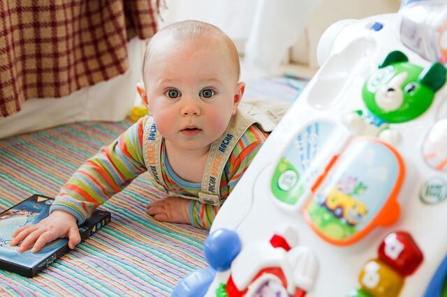 Juguetes para niños de 6 meses a 1 año