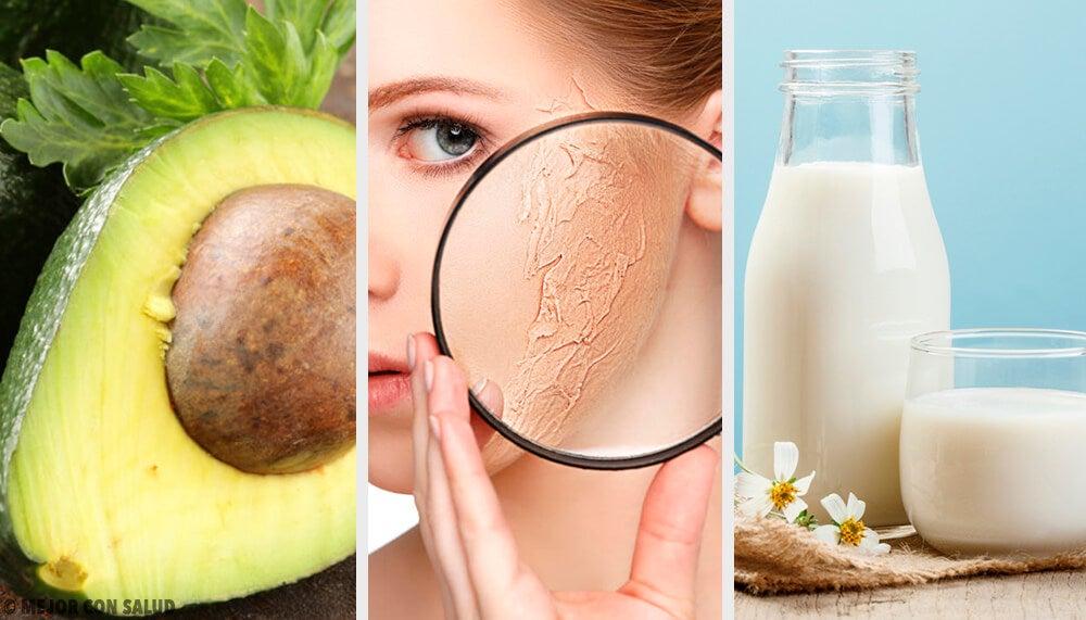 Los 10 mejores productos caseros para hidratar la piel seca