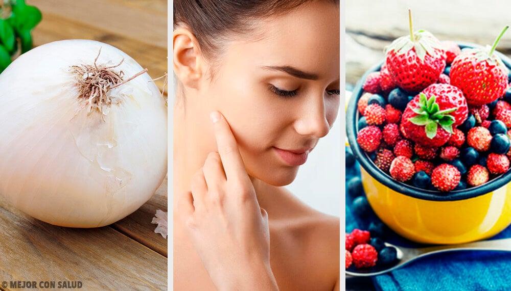 Los 8 alimentos que brindan mayor colágeno para la piel