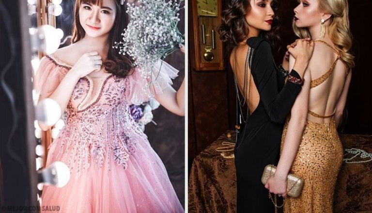 Los más hermosos vestidos de gala