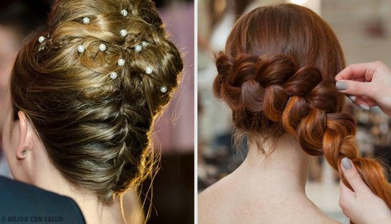 Los mejores peinados para novias