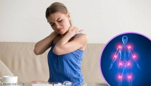 Los puntos de dolor de la fibromialgia