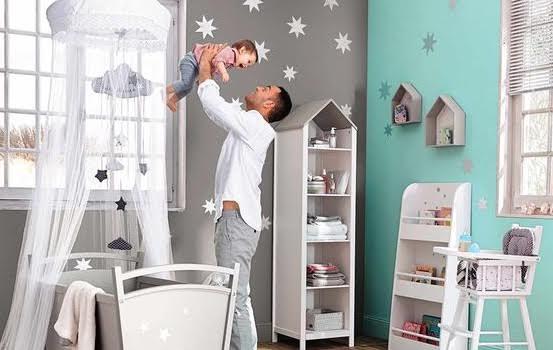 6 maneras de decorar la habitaci n del beb mejor con salud On accesorio para la habitacion del bebe