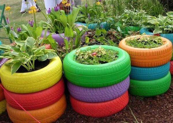 reciclar y reutilizar neumáticos