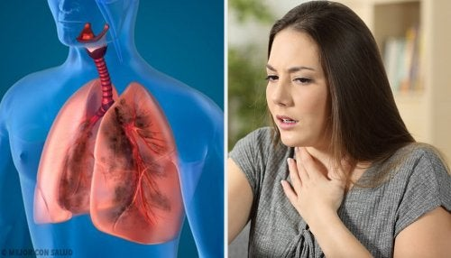 Primeros síntomas de insuficiencia respiratoria