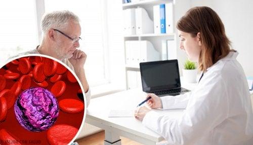 Primeros síntomas de la leucemia linfoblástica aguda