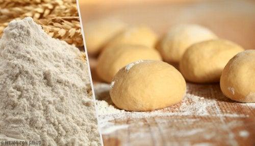 Receta deliciosa de pan campesino