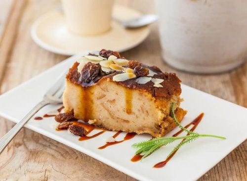 Recetas para preparar postres bajos en calorías