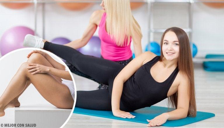 Rutina de ejercicios que te ayudarán adelgazar pierna con rapidez