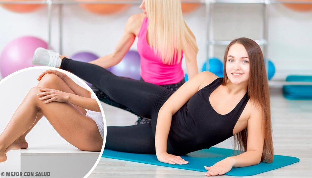 Rutina de aerobics adelgazar cintura
