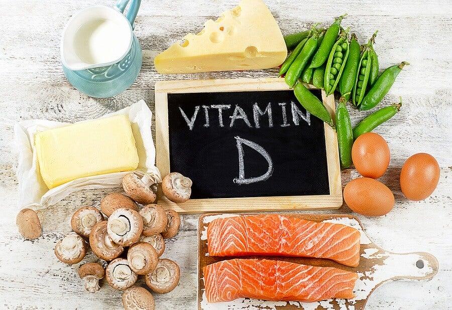 Vitamina D.