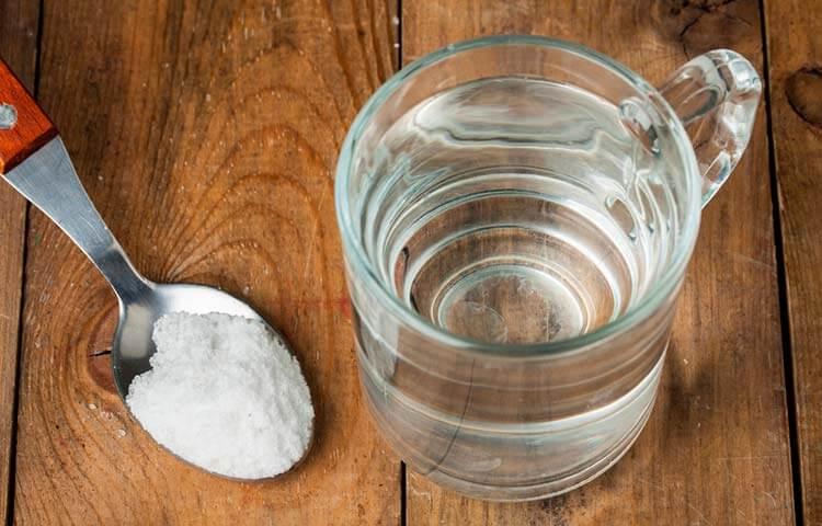 agua y sal