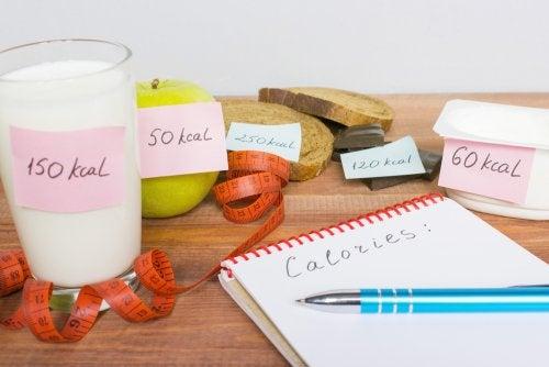 Descubre cuál debería ser tu ingesta calórica diaria