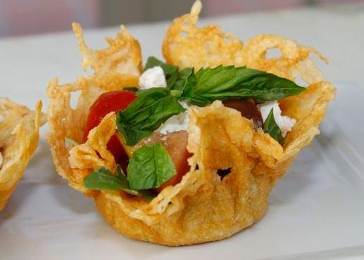Recetas deliciosas para preparar las entradas en tus fiestas