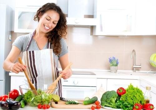 Cómo evitar el colesterol con una dieta saludable