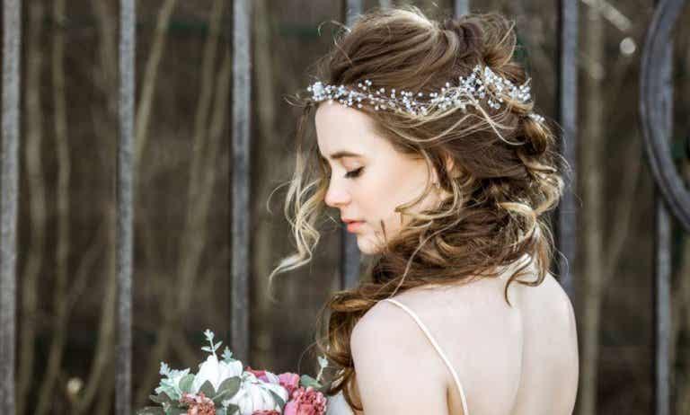 Peinados para novias, fáciles y hermosos