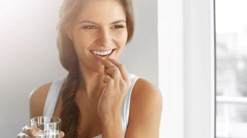 4 vitaminas para reforzar tu sistema inmunitario