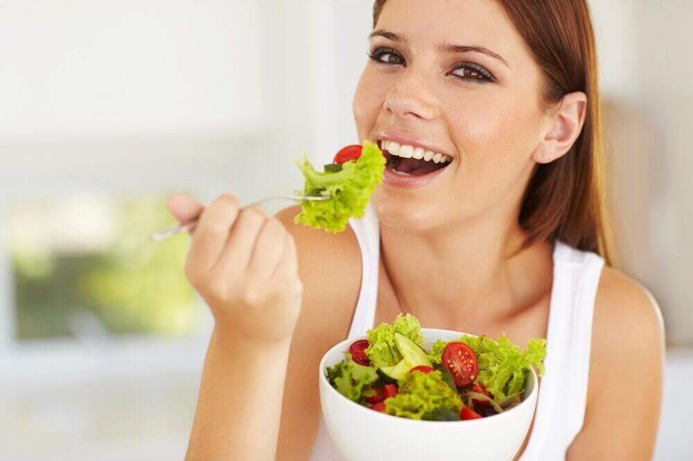 Dieta rapida vegetariana para bajar de peso
