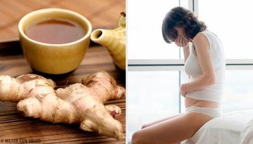 ¿Cómo controlar las náuseas durante el embarazo con remedios naturales?
