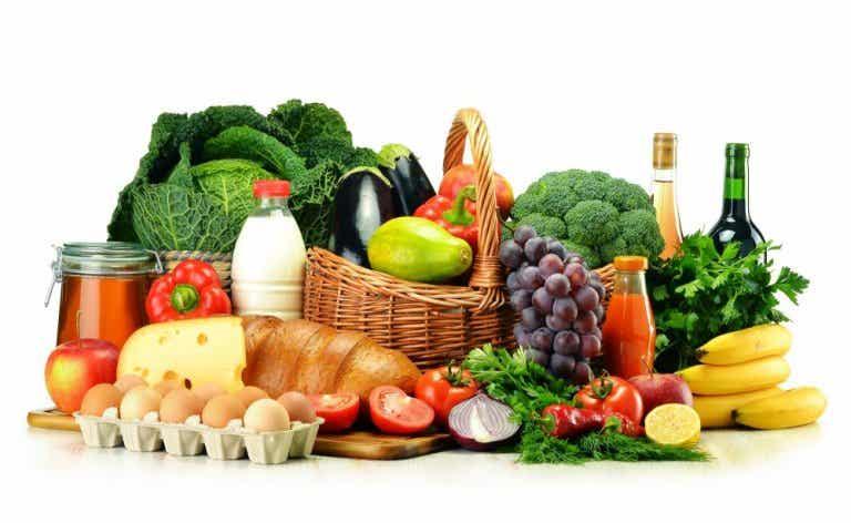 Una dieta equilibrada para una vida saludable