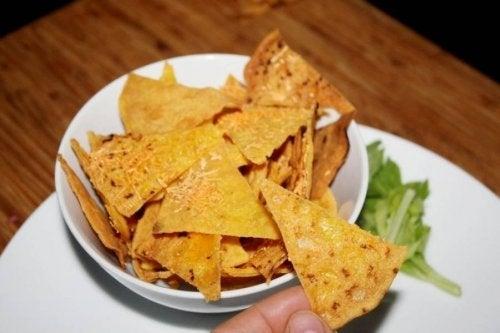 Los nachos se inventaron en México.
